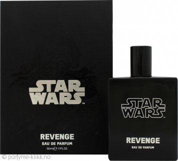 Star Wars Revenge Eau de Parfum 50ml Spray
