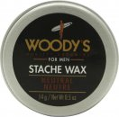 Woody's Stache Wax 14g - Neutural