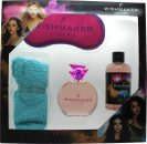 Little Mix Wishmaker Gavesett 30ml EDP + 250ml Badeskum + Fluffy Sokker + Øyenmaske