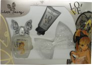 Winx Club Fairy Stella Gavesæt 100ml EDT + 75ml Body Lotion + Hair Clip