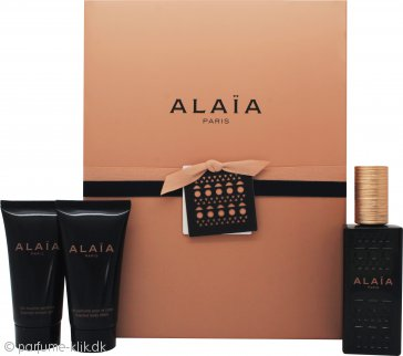 Alaïa Paris Alaïa Gavesæt 50ml EDP + 50ml Body Lotion + 50ml Shower Gel