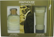 Penthouse Influential Set de Regalo 100ml EDT + 150ml Gel de Ducha