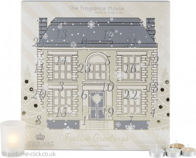 Style & Grace The Fragrance House Advent Calendar