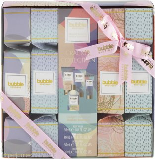 Style & Grace Bubble Boutique Cracker Gift Set - 4 Crackers