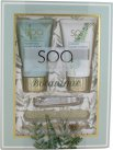 Style & Grace Spa Botanique Handcare Kit Gift Set - 5 Pieces