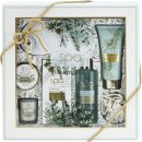 Style & Grace Spa Botanique Blockbuster Beauty Selection Gift Set - 7 Pieces