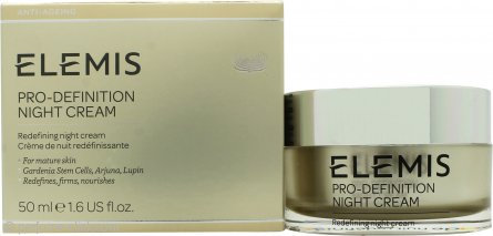 Elemis Pro-Definition Night Cream 1.7oz (50ml)