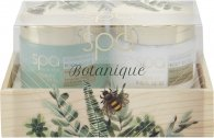 Style & Grace Spa Botanique Pamper Duo Gavesæt 190ml Body Butter + 190ml Kropsskrub