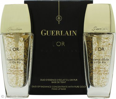 Guerlain L'Or Radiance Concentrate with Pure Gold Primer Duo 2 x 30ml