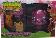 Moshi Monsters Poppet 3D Set de Regalo 300ml Gel de Baño + 2 x 60ml Gel de Ducha + Magic Flannel