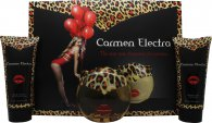 Carmen Electra Rrrr! Gift Set 100ml EDP + 150ml Shower Gel + 150ml Body Lotion