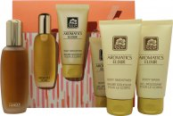 Clinique Aromatics Set de Regalo 45ml EDP + 75ml Hidratante Corporal + 75ml Gel Corporal