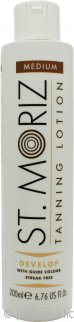 St Moriz Instant Self Tanning Lotion - 200ml