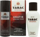 Mäurer & Wirtz Tabac Original Gift Set 100ml A/Shave Lotion + 50ml Shaving Foam
