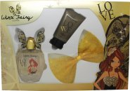 Winx Club Fairy Bloom Gift Set 100ml EDT + 75ml Body Lotion + Hair Clip