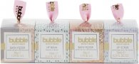 Style & Grace Bubble Boutique Mini Treat Selection Gift Set 2 x 50g Bath Fizzers + 2 x 10ml Lip Balm