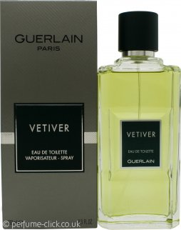 Guerlain Vetiver Eau De Toilette 100ml Spray