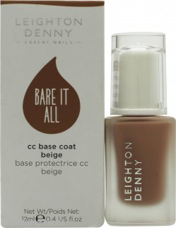 Leighton Denny Colour Base Correctora 12ml - Bare It All