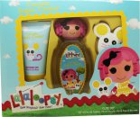 Lalaloopsy Crums Sugar Cookie Confezione Regalo 100ml EDT + 75ml Gel Doccia + Berretto Francese