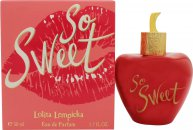 Lolita Lempicka So Sweet Eau de Parfum 50ml Spray