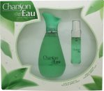 Coty Chanson d'Eau Set de regalo 100ml EDT + 15ml EDT