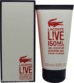 Lacoste Live Shower Gel 150ml