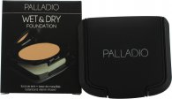 Palladio Herbal Dual Wet & Dry Powder Foundation 8g - Laurel Nude