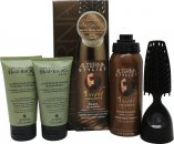 Alterna Stylist Gift Set 90ml 1 Night Highlights in Sweet Caramel + 40ml Bamboo Shine Conditioner + 40ml Bamboo Shine Shampoo