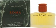 Laura Biagiotti Roma Uomo Eau de Toilette 40ml Spray