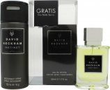 David Beckham Instinct Gift Set 50ml EDT + 150ml Deodorant Spray