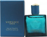 Versace Eros Eau de Toilette 5ml Mini