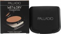 Palladio Herbal Dual Wet & Dry Powder Foundation 8g - Ivory Myrrh