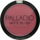 Palladio Herbal Matte Blush 6g - Berry Pink