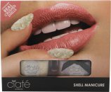 Ciaté Shell Manicure (Wish Upon A Star Fish) Confezione Regalo 13.5ml Smalto in Halo + 20g Conchigliette Frantumate + Imbuto + Vassoio