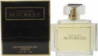 Ralph Lauren Notorious Eau de Parfum 75ml Spray