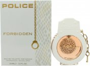 Police Forbidden for Woman Eau de Toilette 30ml Spray
