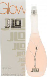 Jennifer Lopez Glow Eau de Toilette 100ml Spray