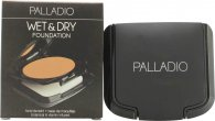 Palladio Herbal Dual Wet & Dry Powder Foundation 8g - Neroli Bronze