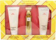 Elizabeth Arden Fifth Avenue Gift Set 30ml EDP + 100ml Body Lotion + 100ml Cream Cleanser