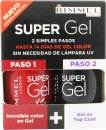 Rimmel Super Gel Gift Set  12ml Rock N Roll + 12ml Top Coat