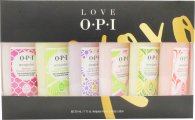 OPI Love Hand and Body Lotion Gavesæt - 6 Styks